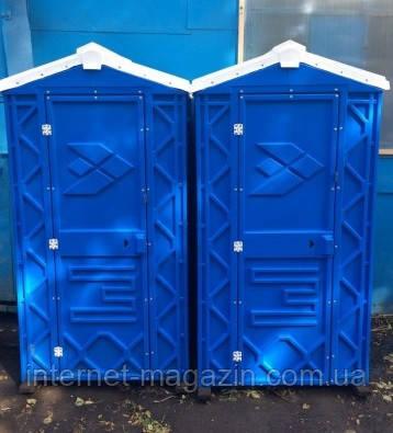 Туалет кабина передвижной уличный