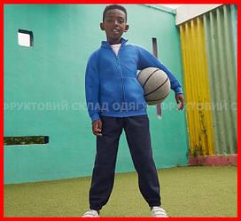 Дитячі спортивні штани з гумкою знизу