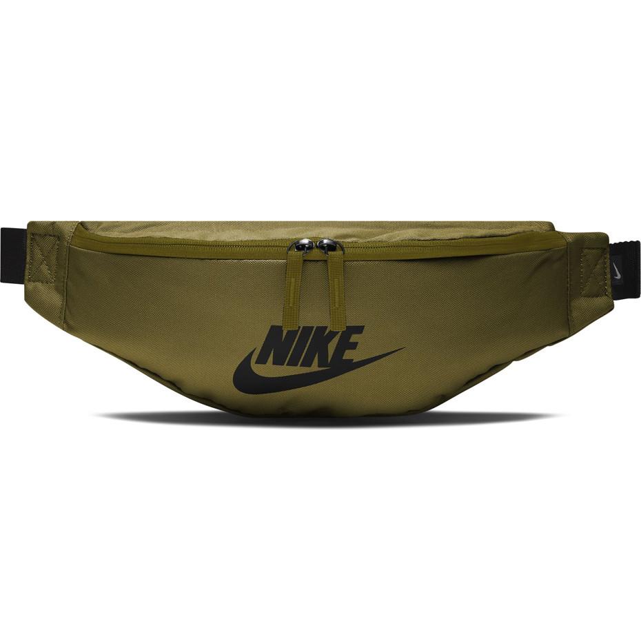 Сумка на пояс Nike Sportswear Heritage BA5750-368 Зеленый (192499685766)
