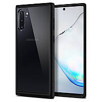 Чохол Spigen для Samsung Galaxy Note 10 Hybrid Ultra, Matte Black (628CS27376)