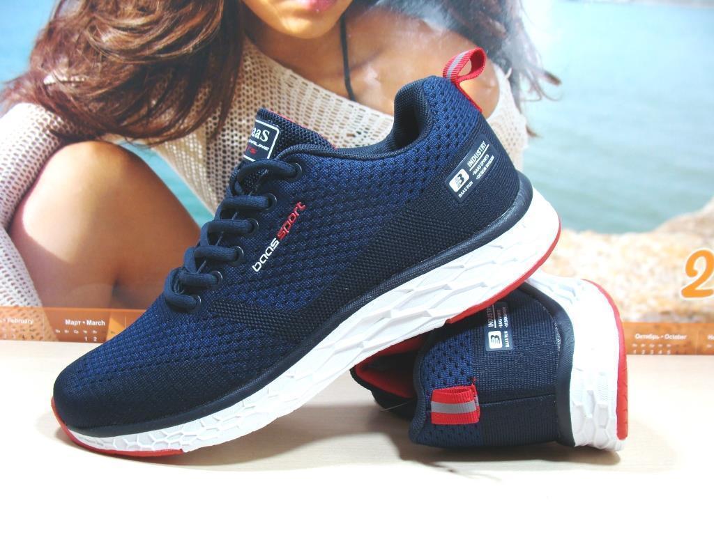Мужские кроссовки BaaS Neo - 3 синие 43 р.