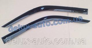 Ветровики Cobra Tuning на авто Iveco Daily II 1989-2000 Дефлекторы окон Кобра для Ивеко Дейли 2 1989-2000