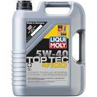 Автомобильное масло Liqui Moly 5W-40 Top Tec 4100 5л