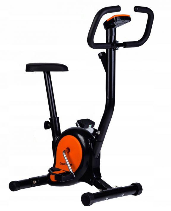 Велотренажер механический GoodHome MD-D6021 (велотренажер для дома, велотренажер для похудения)