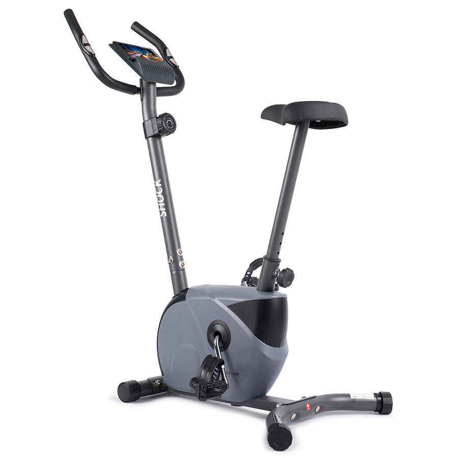 Велотренажер магнитный Sapphire Shock SG-310B (велотренажер для дома велотренажер для похудения)