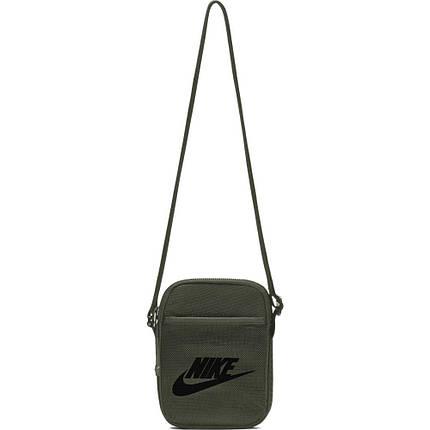 Сумка Nike Heritage Small Items BA5871-325 Зеленый (193145973169), фото 2