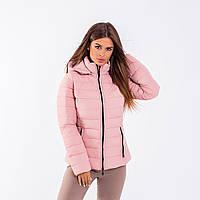 Женская куртка Indigo N 007TLH PINK