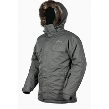 Зимова мембранна міська куртка Neve Contest графіт