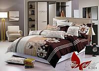 Комплект постельного белья двуспальный хлопок 100% Ранфорс TAG R2024