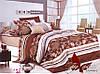 Комплект постельного белья Ранфорс семейный 2 пододеяльника TAG R1988