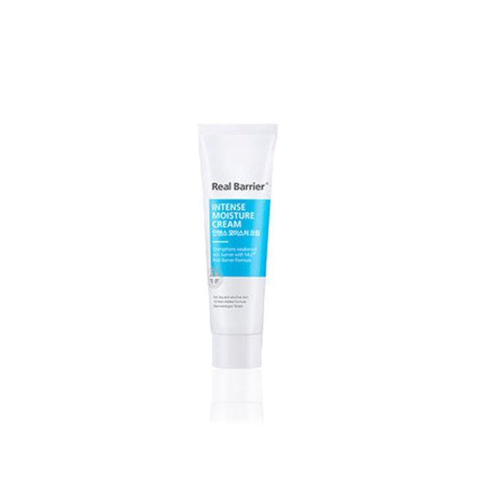 Интенсивно увлажняющий крем  Real Barrier Intense moisture cream, 10мл.