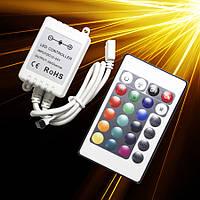 Контроллер RGB 6A-IR24