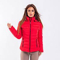 Женская куртка Indigo N 007TLH - RED