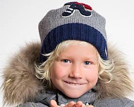 Детская шапка для мальчика TRESTELLE Италия T17 761S