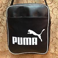 Сумка для через плечо puma (искусств. кожа) Адидас Сумка планшет, фото 1