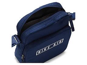 Сумка Nike AIR Heritage BA5900-493 Темно-синий (193145973626), фото 3
