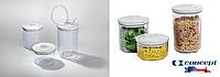 Набор универсальных вакуумных контейнеров Concept Premium (Чехия) 700х1400х2000 мл