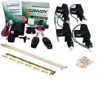 Комплект автосигнализация, центральные замки, сигнализация XS-5 v.2 Convoy односторонняя