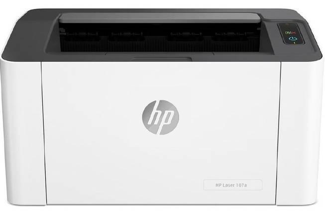 Принтер А4 HP LJ M107w з Wi-Fi, фото 2