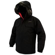 Зимова мембранна міська куртка Neve Contest чорна