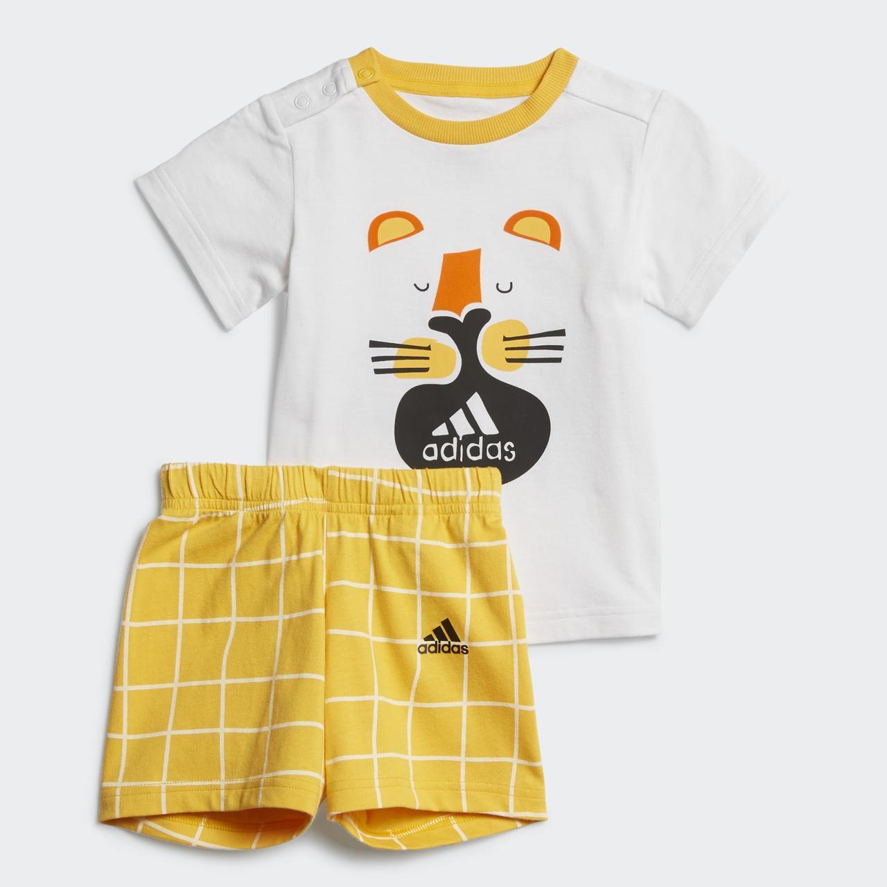 Детский костюм Adidas Performance Summer ED1136