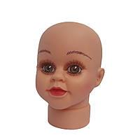 Манекен детской головы, фото 1