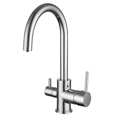 Змішувач для кухні з підключенням питної води DAICY-U, хром