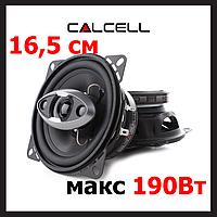 Динаміки для авто автомобільні колонки 16 см CALCELL CB-654, фото 1