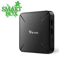 Tanix TX6 mini Allwinner H6, 2+16, WiFi 2.4, Android 9