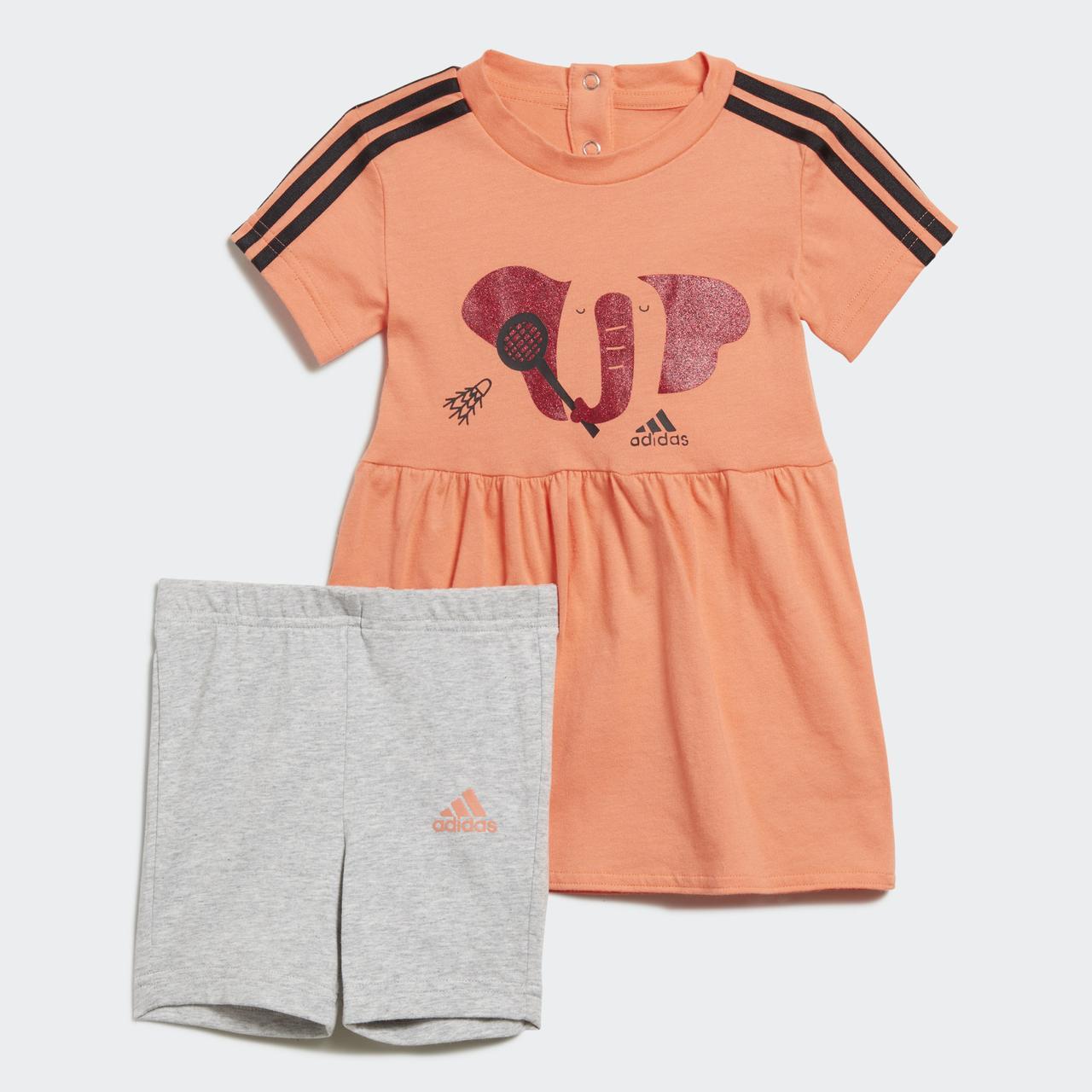 Детский костюм Adidas Performance Summer ED1157