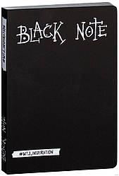 Black Note. Креативный блокнот с черными страницами.(Мягкая обложка) Эксмо