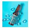Голубой матовый ПВХ (виниловый) фон Puluz для предметной фото и видео съемки 200 х 120 см., фото 2