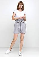 Хит сезона!!! Стильные свободные шорты с поясом бантом  Ember