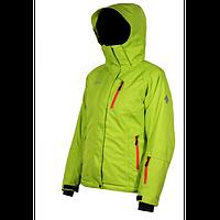 Женская горнолыжная куртка Neve Fusion салатовая