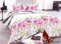 Комплект постельного белья семейный Полисатин TAG PS-NZ1939