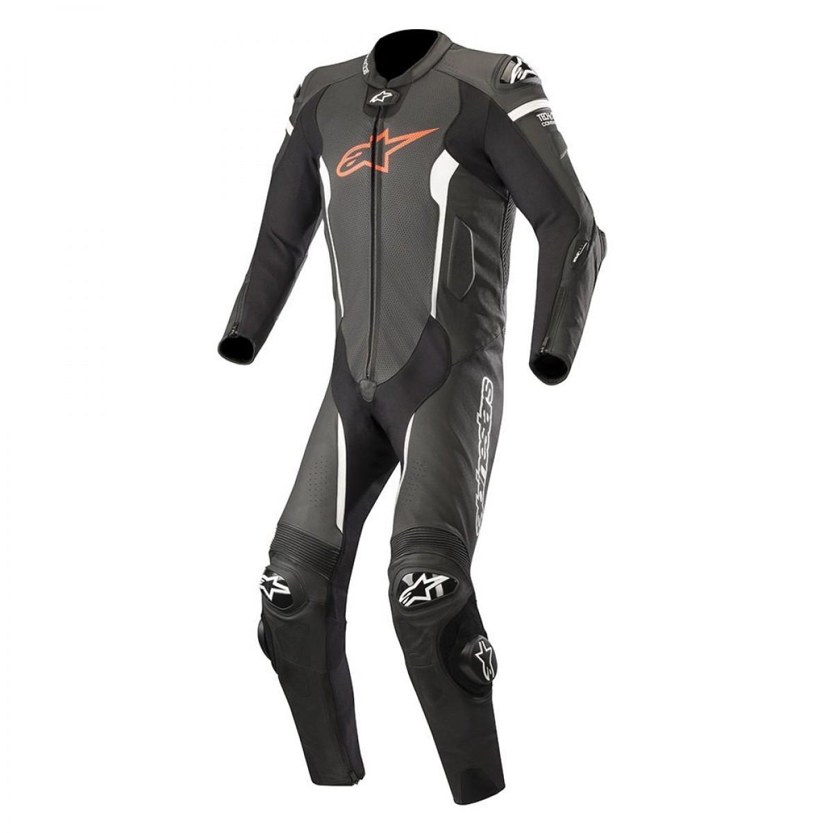 Комбинезон Alpinestars Missile Leather Suit 1 PC Tech-Air  48