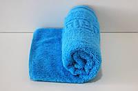 Махровое полотенце  Mahrof Store 50х90 см бирюзовый
