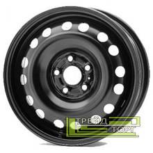 Диск колесный OPEL Astra-G, Combo-C  6x15 4x100 ET48 DIA56,56 Black черный SKOV Steel Wheels