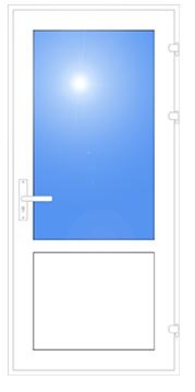 Двери WDS Ekipag ULTRA 6