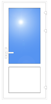 Двери WDS 70