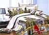 Комплект постельного белья 3D полуторный полисатин TAG PS-NZ2192