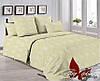 Полуторный комплект постельного белья ранфорс TAG R7005 beige