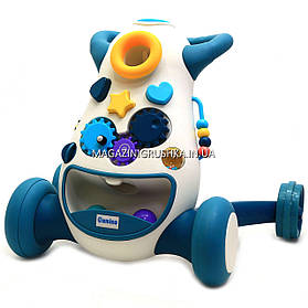 Ходунки-толкатель для малышей BAMBI FD6820-4, Синие