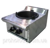 Плита китайской кухни WOK 25 кВт Customheat