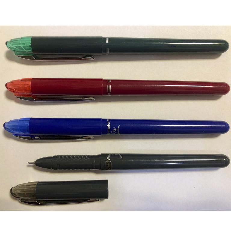 Ручка шариковая Flair 743DX синяя Writometer DX 10 км