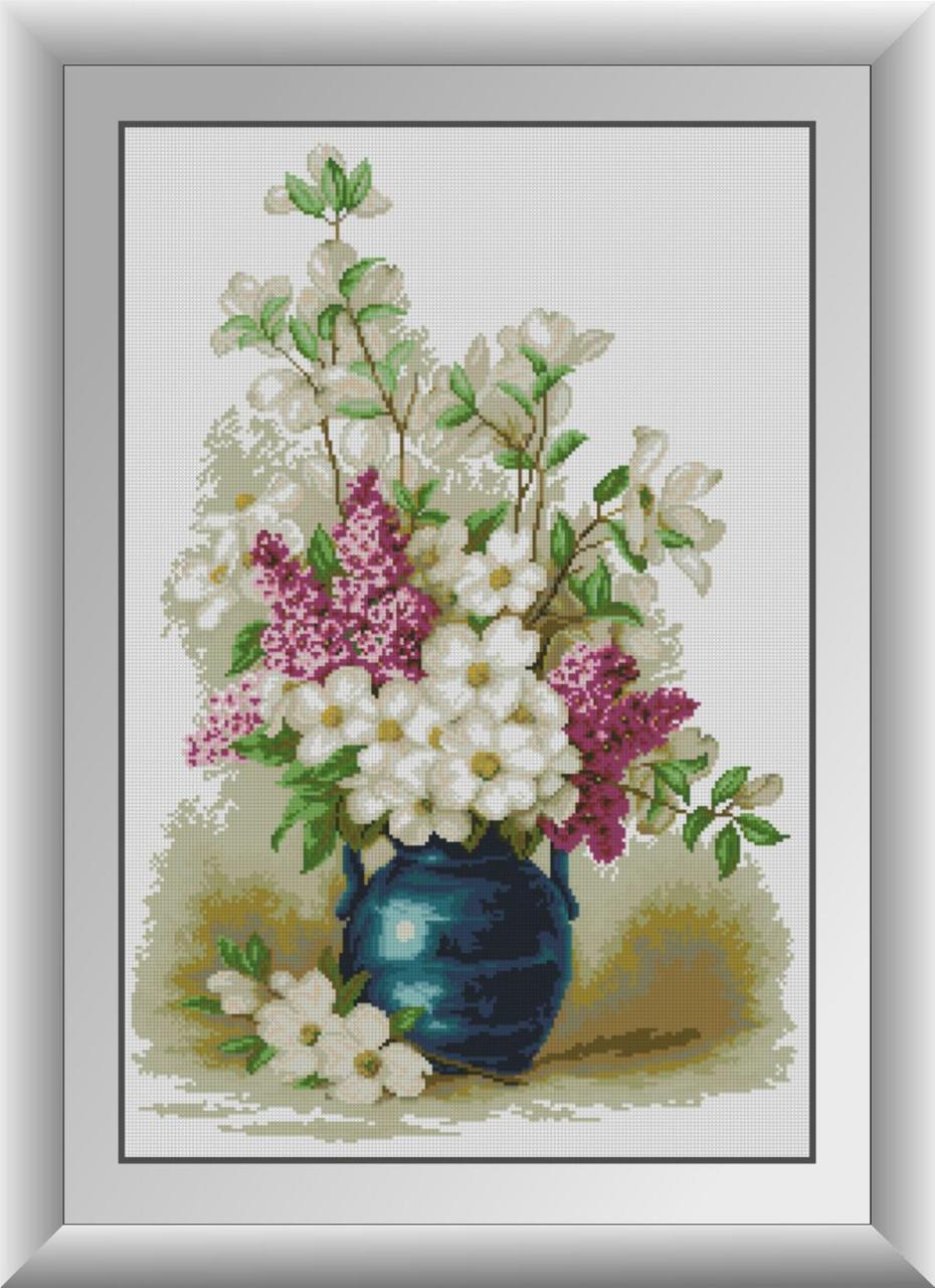 Алмазная мозаика Летняя нежность Dream Art 30865 (48 х 72 см)