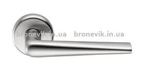 Дверная ручка Colombo Design Robotre CD91 матовый хром