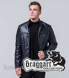 Braggart Youth | Осенняя куртка 2612 темно-синий