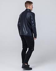Braggart Youth | Осенняя куртка 4129 темно-синий, фото 3
