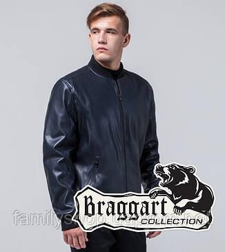 Braggart Youth | Куртка осенняя 4055 темно-синий, фото 2
